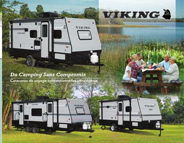 2018 Coachmen Viking Travel Trailer French Brochure
