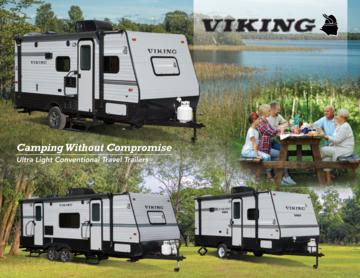 2018 Coachmen Viking Travel Trailer Brochure