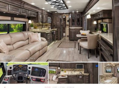 2018 Entegra Coach Full Line Brochure page 4