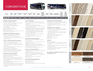 2018 Entegra Coach Full Line Brochure page 5