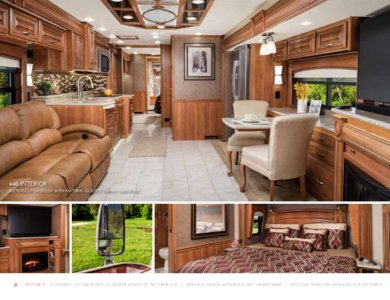 2018 Entegra Coach Full Line Brochure page 6