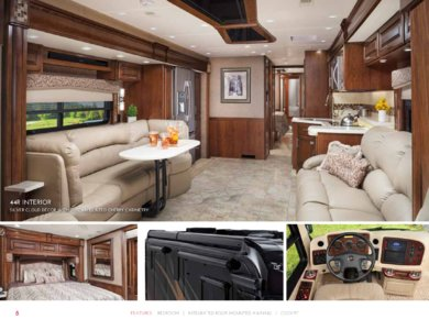 2018 Entegra Coach Full Line Brochure page 8