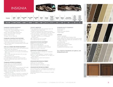 2018 Entegra Coach Full Line Brochure page 11