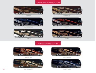 2018 Entegra Coach Full Line Brochure page 14