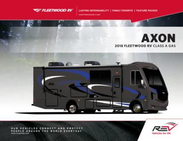 Fleetwood RV Brochures, Floorplans And Catalogs | Download