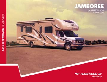 2018 Fleetwood Jamboree Brochure