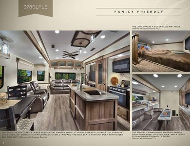 2018 Forest River Cardinal Limited Brochure page 2
