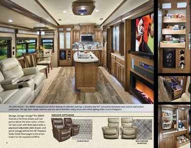2018 Forest River Cedar Creek Champagne Brochure page 6