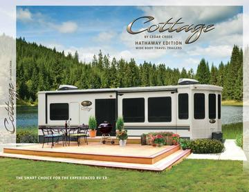 2018 Forest River Cedar Creek Cottage Brochure