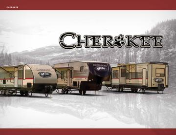 2018 Forest River Cherokee Brochure