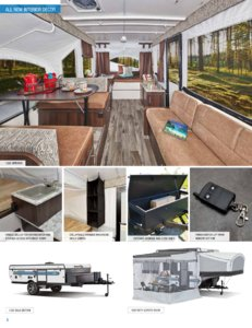 2018 Jayco Camping Trailer Brochure page 2