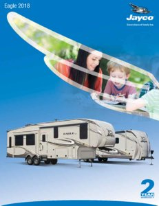 2018 Jayco Eagle Brochure page 1