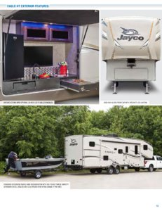 2018 Jayco Eagle Brochure page 13