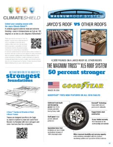 2018 Jayco Eagle Brochure page 17