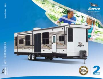 2018 Jayco Jay Flight Bungalow Brochure