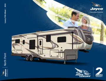 2018 Jayco North Point Brochure