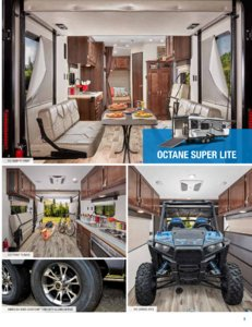 2018 Jayco Toy Haulers Brochure page 5
