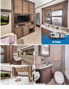 2018 Jayco Toy Haulers Brochure page 7
