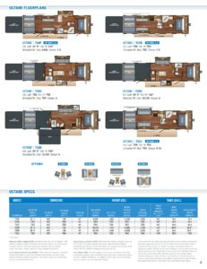 2018 Jayco Toy Haulers Brochure page 9
