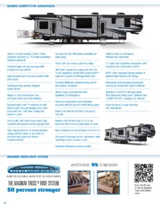 2018 Jayco Toy Haulers Brochure page 18