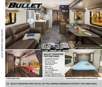 2018 Keystone Rv Bullet Eastern Edition Brochure page 4