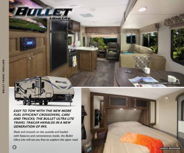 2018 Keystone Rv Bullet Eastern Edition Brochure page 6