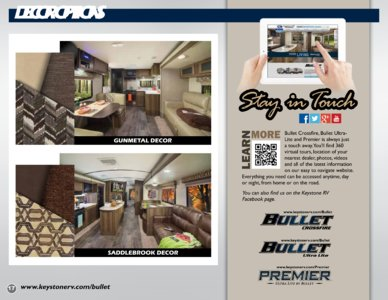 2018 Keystone Rv Bullet Eastern Edition Brochure page 18