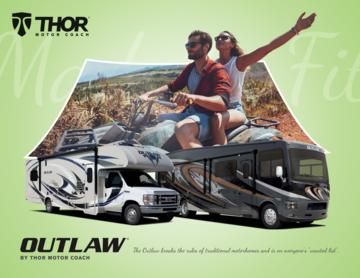 2018 Thor Outlaw Brochure