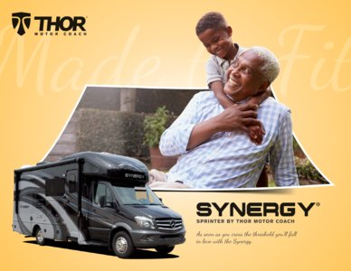 2018 Thor Synergy Brochure page 1