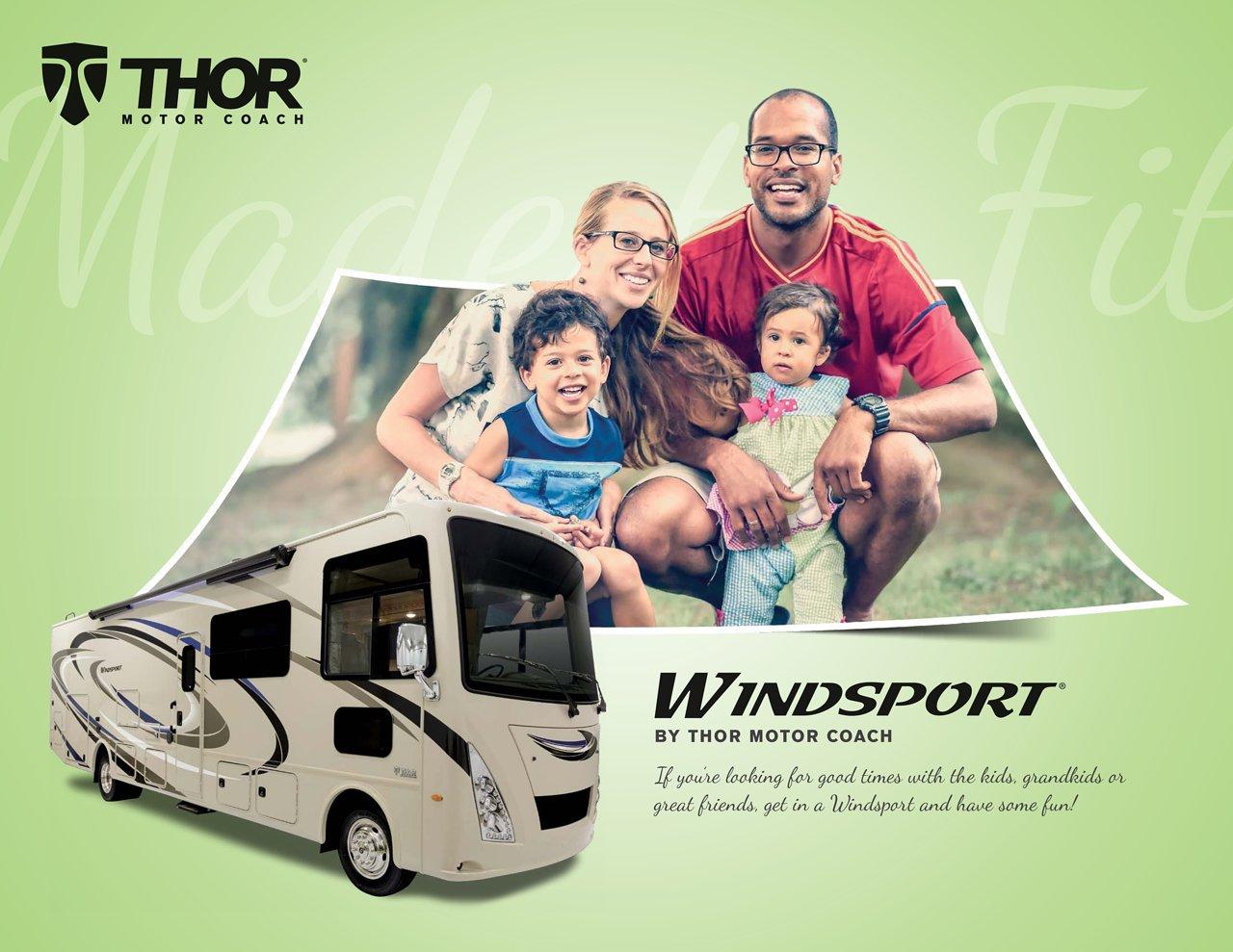 Image result for thor windsport 29m brochure