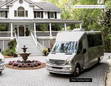 2019 Airstream Atlas Touring Coach Brochure page 3