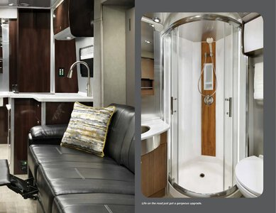 2019 Airstream Atlas Touring Coach Brochure page 7