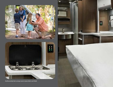 2019 Airstream Atlas Touring Coach Brochure page 8