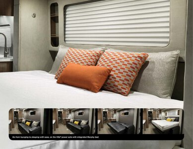 2019 Airstream Atlas Touring Coach Brochure page 9