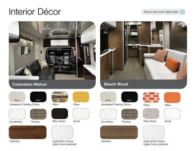 2019 Airstream Atlas Touring Coach Brochure page 19