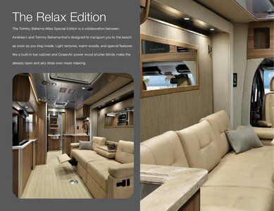2019 Airstream Atlas Touring Coach Brochure page 24