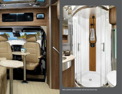 2019 Airstream Atlas Touring Coach Brochure page 25