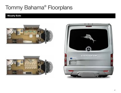 2019 Airstream Atlas Touring Coach Brochure page 27