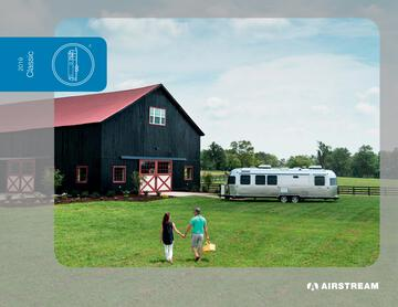 2019 Airstream Classic Travel Trailer Brochure