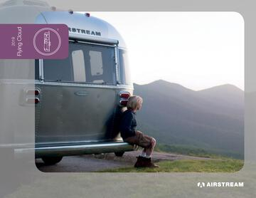 2019 Airstream Flying Cloud Travel Trailer Brochure