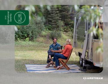 2019 Airstream International Serenity Travel Trailer Brochure