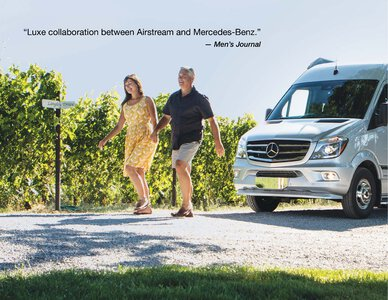 2019 Airstream Interstate Grand Tour Ext Touring Coach Brochure page 2