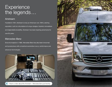 2019 Airstream Interstate Grand Tour Ext Touring Coach Brochure page 4