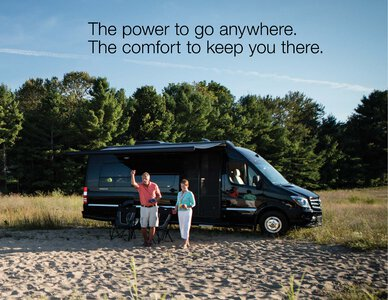 2019 Airstream Interstate Grand Tour Ext Touring Coach Brochure page 13
