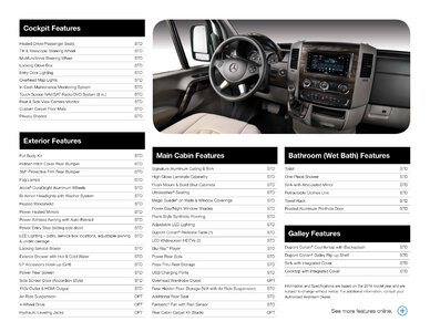 2019 Airstream Interstate Grand Tour Ext Touring Coach Brochure page 21