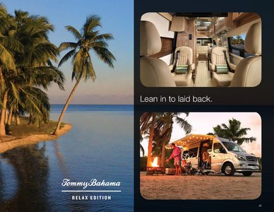 2019 Airstream Interstate Grand Tour Ext Touring Coach Brochure page 29