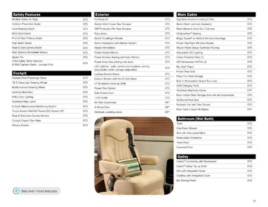 2019 Airstream Interstate Grand Tour Ext Touring Coach Brochure page 33