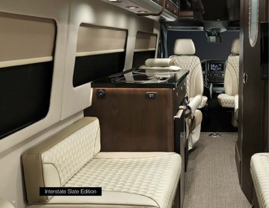 2019 Airstream Interstate Grand Tour Ext Touring Coach Brochure page 34