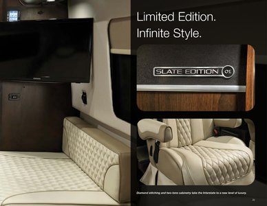 2019 Airstream Interstate Grand Tour Ext Touring Coach Brochure page 35