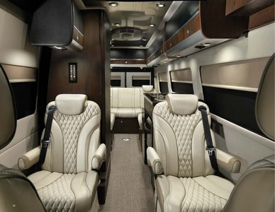 2019 Airstream Interstate Grand Tour Ext Touring Coach Brochure page 36
